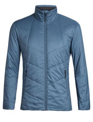 男款 Helix夹克 Helix男款夹克以环保的美丽诺羊毛和再生材料制成,有效保暖,是冬季里日常百搭的中层单品。