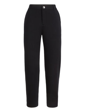 Womens 旅 TABI Tech Pants Soft and comfortable women's merino wool slacks with a touch of Lycra® for everyday active stretch, the Tech Pants feature a refined, urban aesthetic.