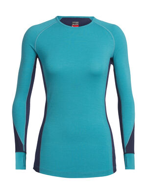 BodyfitZONE™ 260 Zone Long Sleeve Crewe