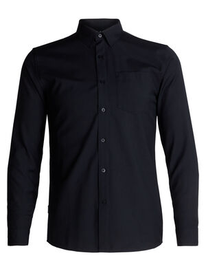 Merino Departure Long Sleeve Shirt