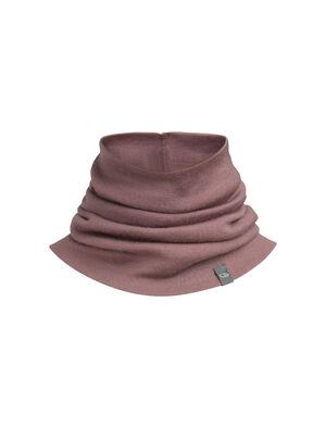 男女通用 男女通用Apex围脖 Apex围脖是畅销款Flexi围脖的双层针织冬季版本,以100%美丽诺羊毛制成,用途广泛,也可用作冷帽、头带、面罩或脖套。