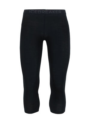 Mens Merino 175 Everyday 3/4 Thermal Leggings Versatile year-round base layer bottoms made with 100% merino wool and a slim fit, the 175 Everyday Legless offer premium breathability, odor-resistance and next-to-skin comfort.