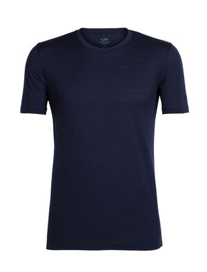 Mens Merino Tech Lite Short Sleeve Crewe T-Shirt Our most versatile merino tech tee, the Tech Lite Short Sleeve Crewe is stretchy, highly breathable, and odor-resistant—perfect for just about any adventure you can think of.