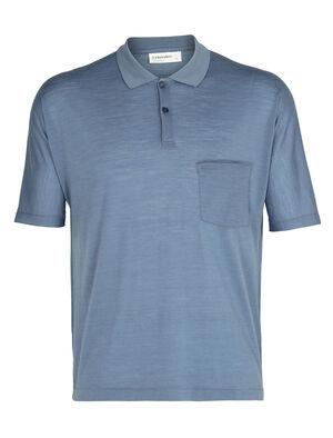 Cool-Lite™ Merino kurzärmliges Polohemd