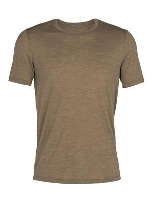 Herr Cool-Lite™ Sphere kortärmad t-shirt med rund halsringning Sphere kortärmad t-shirt med rund halsringning är en ultralätt t-shirt för resor till varma länder. Den är tillverkad av mjukt och slitstarkt 130grams Cool-Lite™-jerseymaterial.