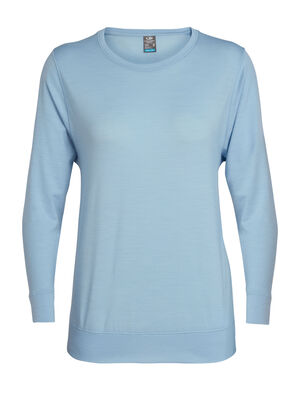 Cool-Lite™ Mira长袖圆领上衣