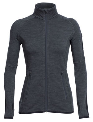 RealFLEECE® Atom Long Sleeve Zip