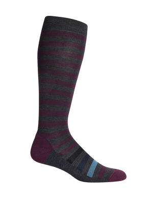 Lifestyle Light Over the Calf Legacy Stripe