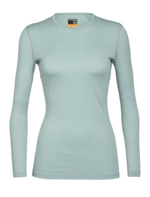 Merino 200 Oasis Long Sleeve Crewe Thermal Top