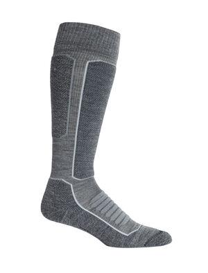 Ski+中厚及膝滑雪袜