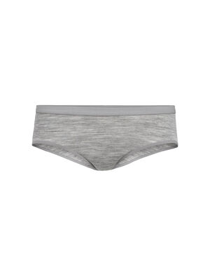 Womens Siren Hipkini An ultra-comfy underwear bottom for everyday wear, the Siren Hipkini is made from our ultra-lightweight corespun merino jersey with a touch of LYCRA® for stretch.