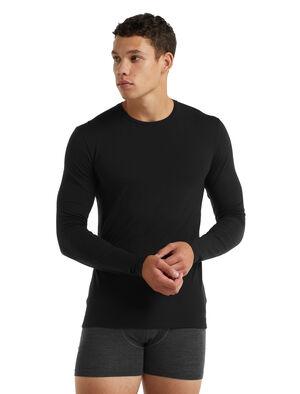 Merino Anatomica Long Sleeve Crewe T-Shirt