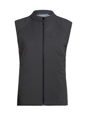 Dam MerinoLOFT™ Tropos Vest Tropos Vest är ett lätt och väderbeständigt lagerplagg för dam, gjort med vår merinoloft™-isolering. Den är tillverkad av hållbart producerade fibrer och ger hög prestanda.