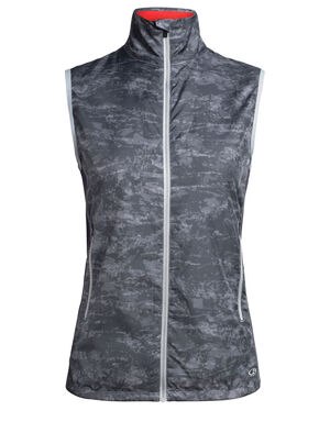 Womens Cool-Lite™ Merino Rush Vest A lightweight and weather-resistant women's vest with a technical design and merino wool content, the Rush Vest sheds light weather while actively wicking moisture.