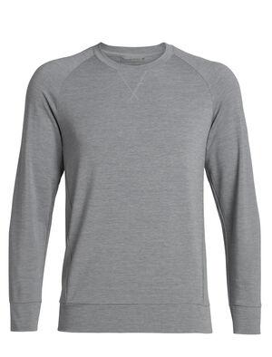 Cool-Lite™ Merino Momentum Long Sleeve Crewe Sweatshirt