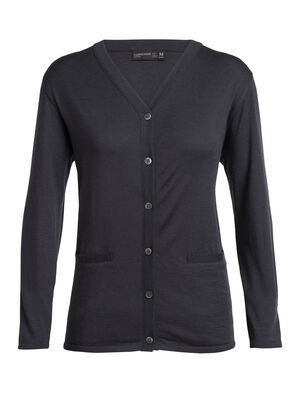 Womens 旅 TABI Oasis Cardigan Minimalist and with effortless style, the Oasis Cardigan is an everyday essential. Made from 100% superfine merino wool, this buildable style delivers warmth as well as prime comfort and breathability.