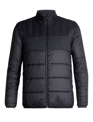 Mens MerinoLOFT™ Stratus X Jacket A classic winter outer layer designed to bring a versatile mountain look and natural warmth to your everyday life and post-adventure pursuits, the Stratus X Jacket is as stylish as it is easy on the environment.