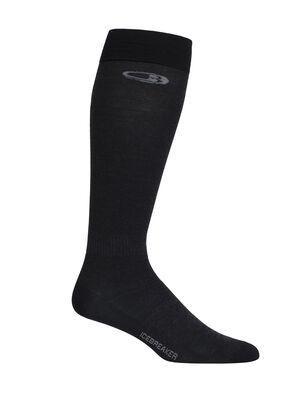 Merino Snow Liner Over the Calf Socks