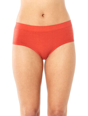 Cool-Lite™ Anatomica无缝运动低腰三角内裤