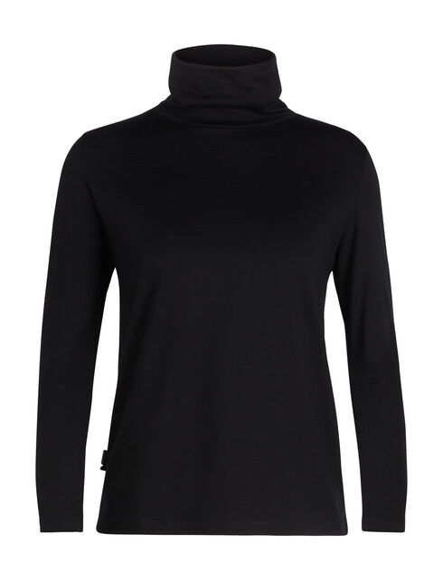 旅 TABI Oasis Long Sleeve Turtleneck