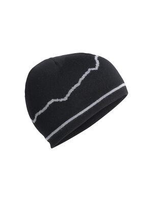 美丽诺羊毛icebreaker冷帽(Mt. Cook)