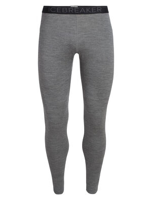 Mens 260 Tech Leggings Midweight men's merino wool base layer leggings perfect for skiing, winter hiking or cold-weather layering, the 260 Tech Leggings are technical long underwear bottoms that feature a gusseted construction and breathable, odor-resistant fabric.