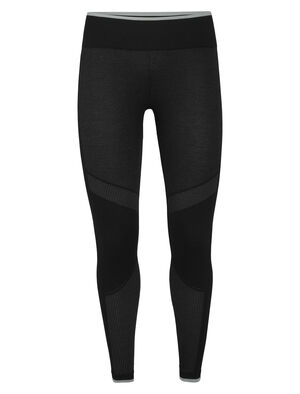 Merino 200 Zone Seamless Thermal Leggings