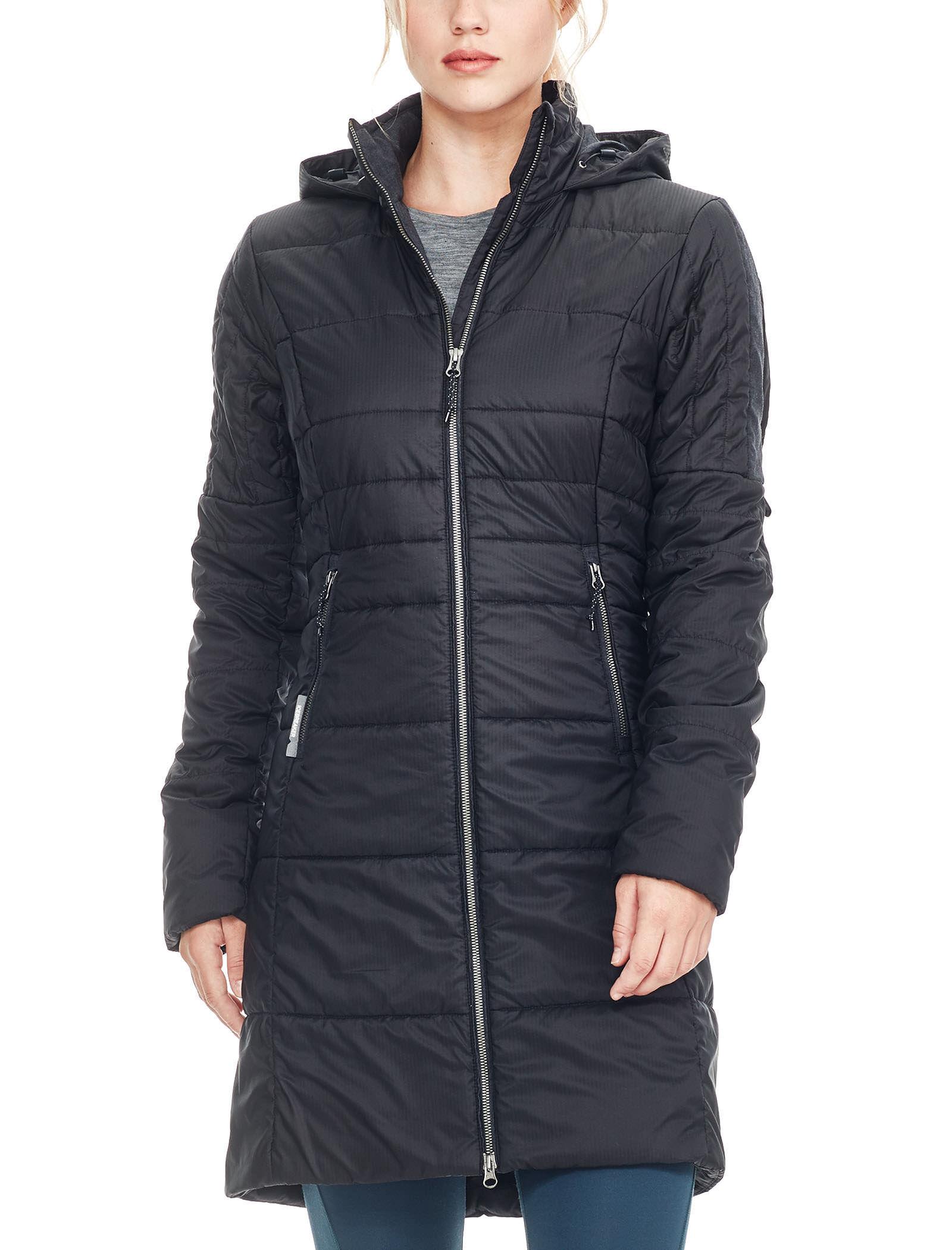 Hooded Jacket 3q Merinoloft™ Stratus X Damen 3LA45Rjq
