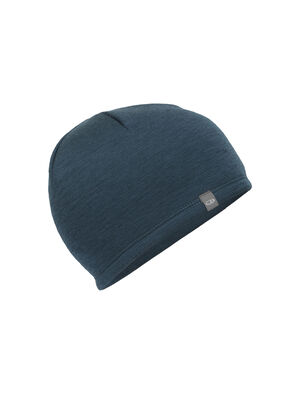 Unisex RealFleece® Merino Elemental Beanie  A heavyweight beanie made with soft and stretchy jacquard RealFLEECE®, our Elemental Beanie provides the natural softness, warmth, and breathability of merino wool with unique winter style.