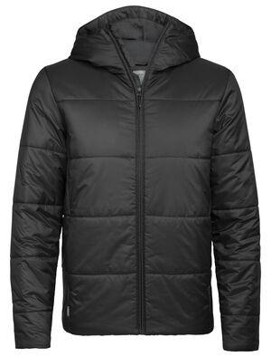 Homme MerinoLoft™ Manteau à capuche Collingwood  Essentiel par temps froid grâce à son isolation chaude inspirée par la nature, le manteau à capuche Collingwood comporte du MerinoLoft™ pour les froids intenses.