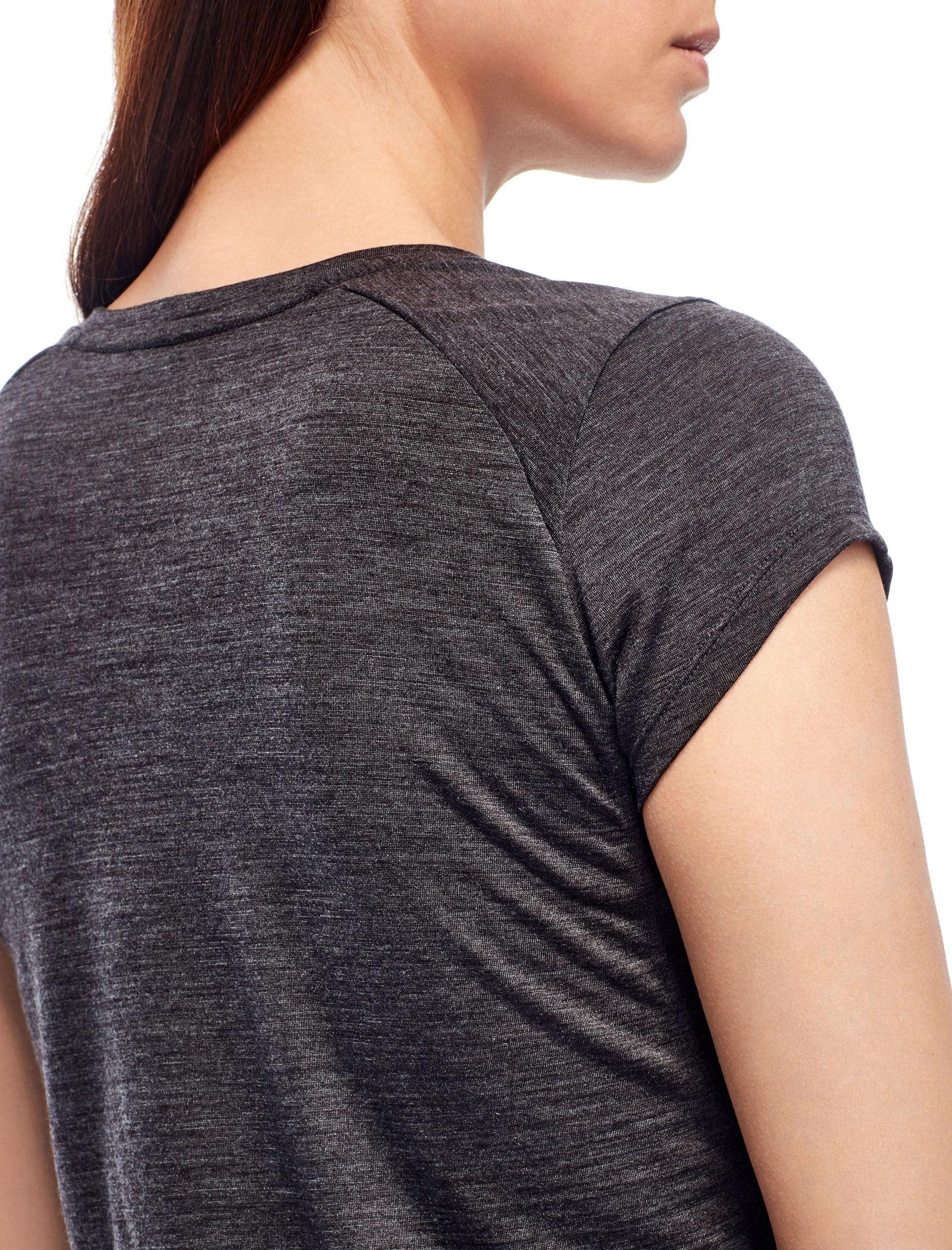 Merino Wool Icebreaker Merino Womens Sphere Lightweight Short Sleeve Scoop Neck Shirt
