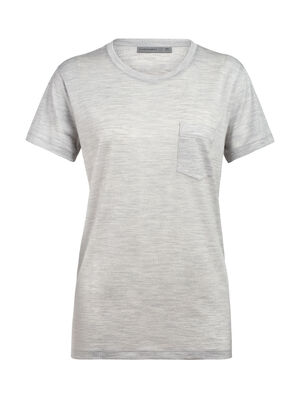 Merino Ravyn Short Sleeve Pocket Crewe T-Shirt