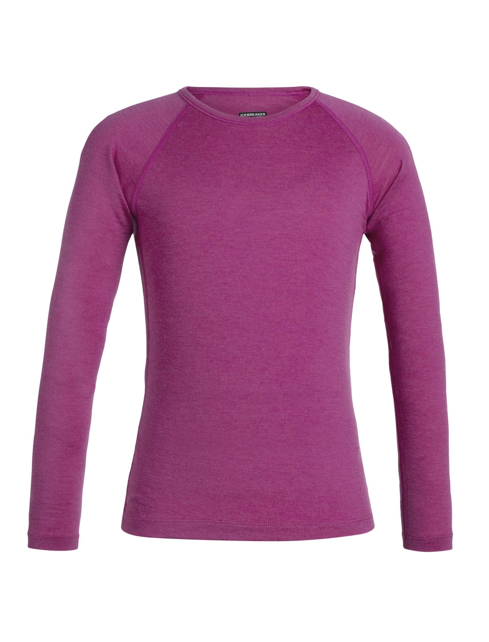 Hiver Essentials Kids Comfort Fit Garçons Thermal T-shirt pantalon long set sous-vêtement
