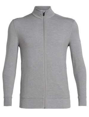 Mens Cool-Lite™ Momentum Long Sleeve Zip Combining technical performance with style, the Momentum Long Sleeve Zip is a midweight jacket made from a blend of soft merino with natural TENCEL®