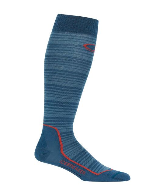 Ski+ Horizons超薄及膝滑雪袜