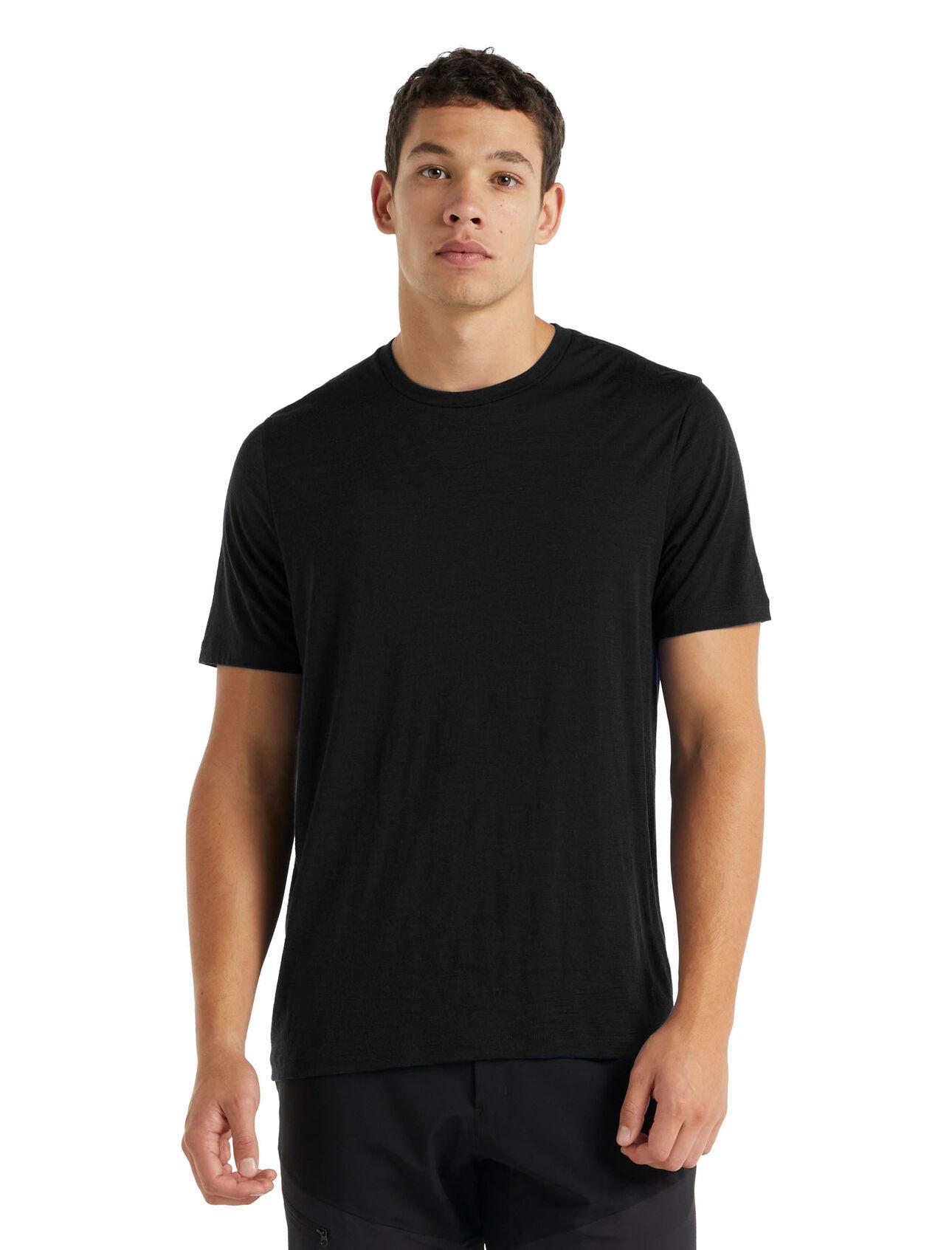 T-shirt manches courtes mérinos Tech LiteII