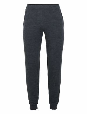Mens Merino Shifter Pants Our slim-fit Shifter Pants combine a classic jogger-style silhouette with our soft, stretchy corespun jersey fabric and a modern, tapered leg opening.
