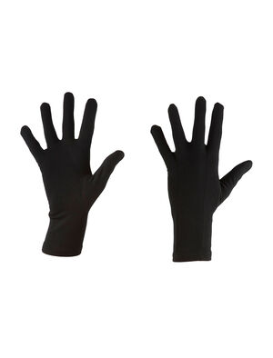 Unisex Merino 200 Oasis Glove Liners Simple, lightweight merino wool gloves for cool-weather aerobic pursuits and winter layering, the Oasis Glove Liners feature our best-selling 200gm jersey fabric with added LYCRA® for a stretchy, secure fit.