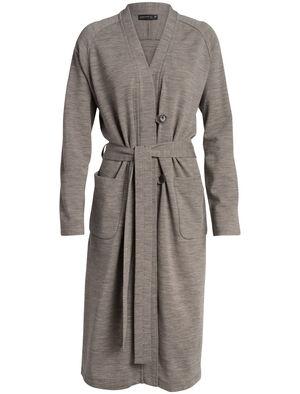 女款 旅 TABI RealFLEECE®长款开衫 TABI系列Real Fleece长款开衫由我们与日本服装公司Goldwin合作制作,采用前缀纽扣设计,打造出经典款女式美丽诺羊毛针织衫。