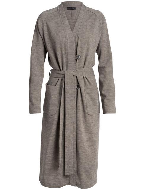 Women's 旅 TABI RealFLEECE® Long Cardigan
