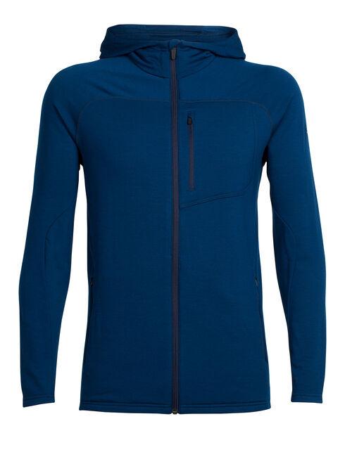 RealFLEECE® Mt Elliot Long Sleeve Zip Hood