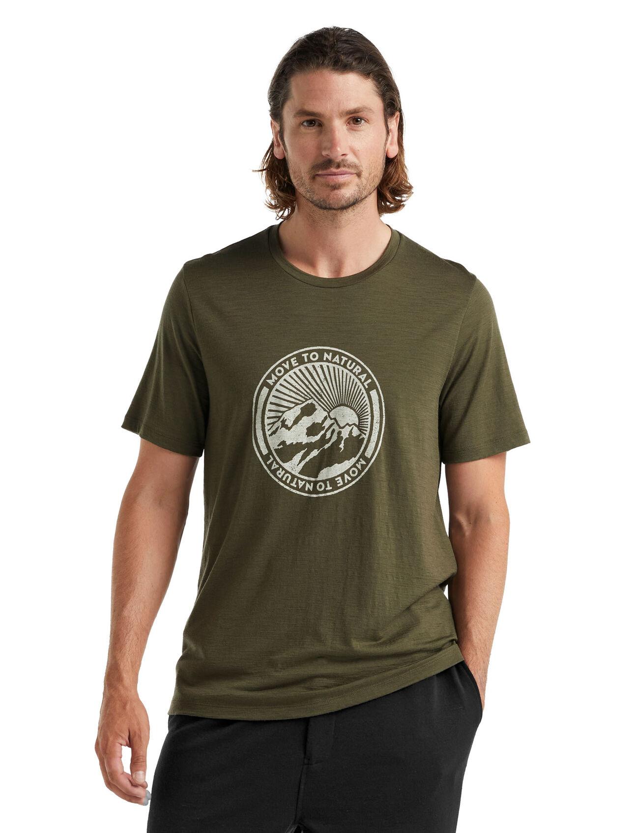 Merino Tech Lite II T-Shirt Move to Natural Mountain