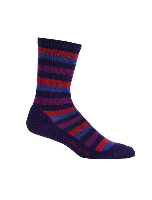 休闲系列轻薄中筒袜