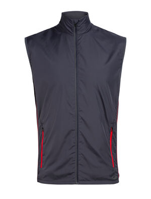 Mens Cool-Lite™ Merino Rush Vest A lightweight and weather-resistant men's vest with a technical design and merino wool content, the Rush Vest sheds light weather while actively wicking moisture.
