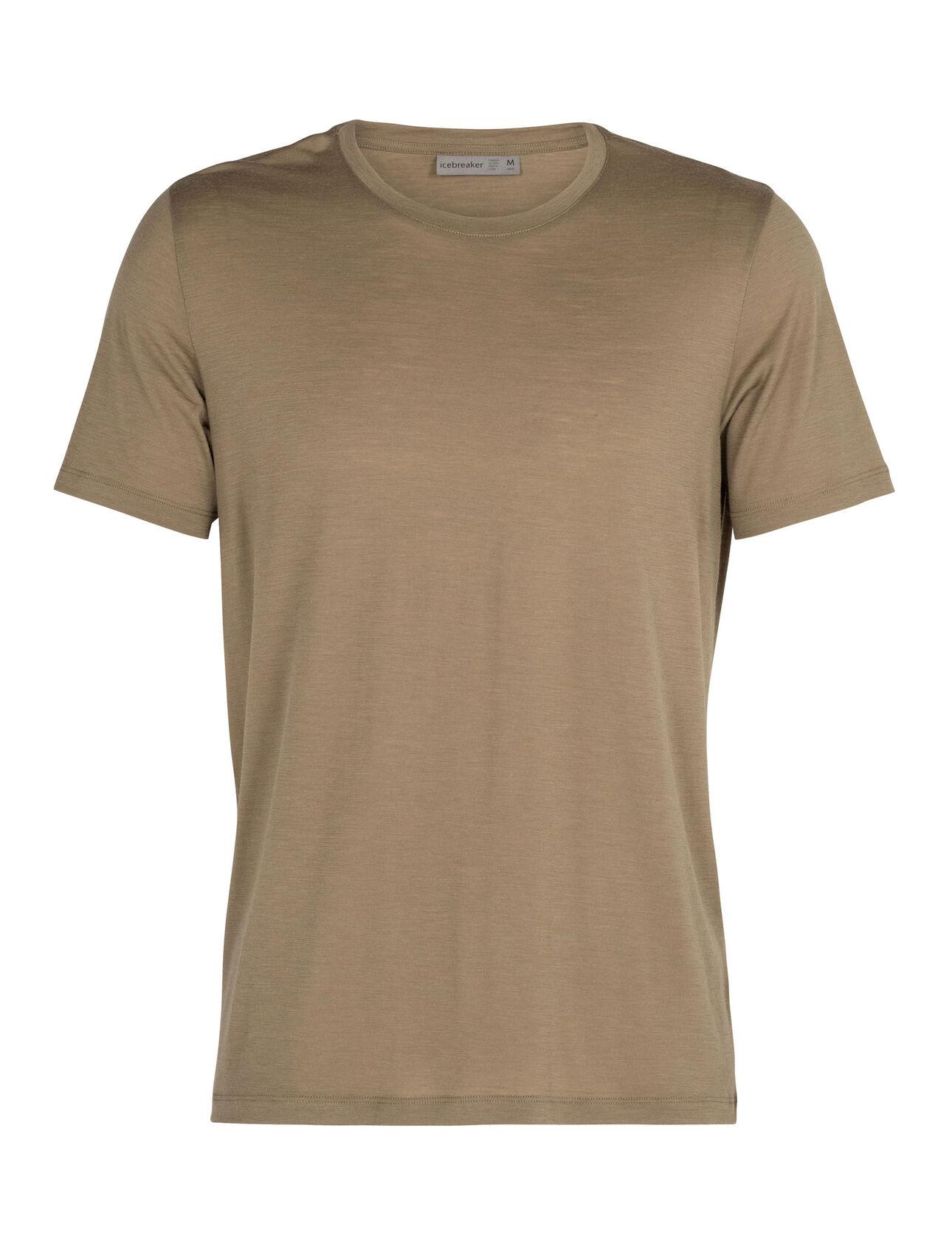 Merino Tech Lite Short Sleeve Crewe T-Shirt