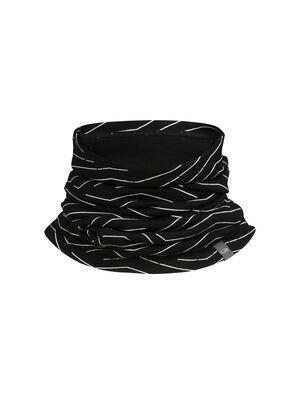 男女通用 男女通用Flexi围脖 Napasoq Lines Flexi围脖(Napasoq Lines)以100%美丽诺羊毛平纹针织面料制成,天然柔软、透气防臭,用途格外广泛,可用作冷帽、头带、面罩或脖套。