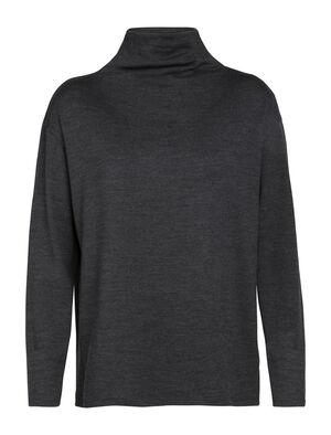 Merino Deice Long Sleeve Turtleneck Sweater