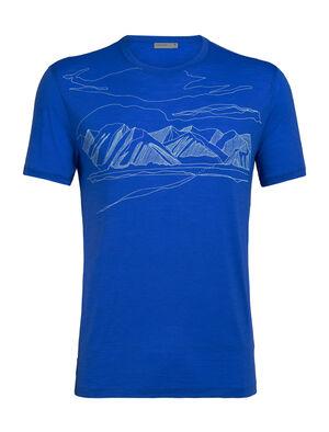 Merino Spector Short Sleeve Crewe T-Shirt Coronet Peak