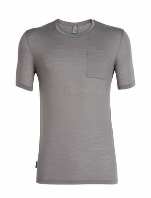 Cool-Lite™ Solace短袖圆领上衣(带口袋)