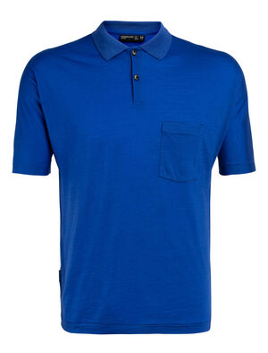 Cool-Lite™ Merino Short Sleeve Polo Shirt